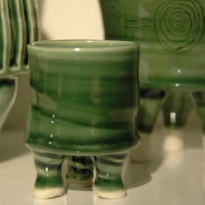 Greens, detail
